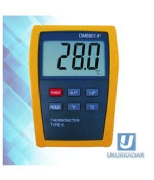Alat Pengukur Suhu Thermometer DM6801A+