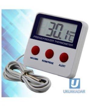 Alat Ukur Suhu dengan Alarm AMT227A