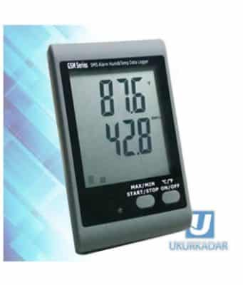 Alat Pemantau Suhu dan Kelembaban AMT-138