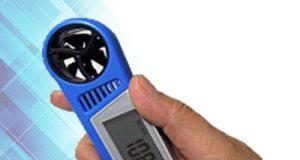 Alat Uji & Ukur Kecepatan Udara AMF025