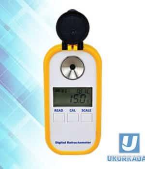 Alat Uji Salinitas Refraktometer AMR305
