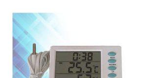 Pemantau Suhu dan Kelembapan AMT-108
