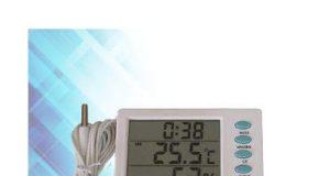 Pengukur Suhu dan Kelembapan AMT-109
