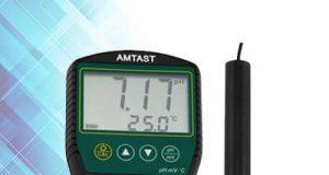 Alat Penguji pH untuk Keju dan Daging Seri AMT-16M