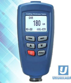 Pengukur Ketebalan Lapisan Coating Thickness Meter AMT-15