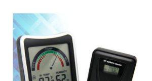 Alat Ukur Suhu dan Kelembapan AMT229