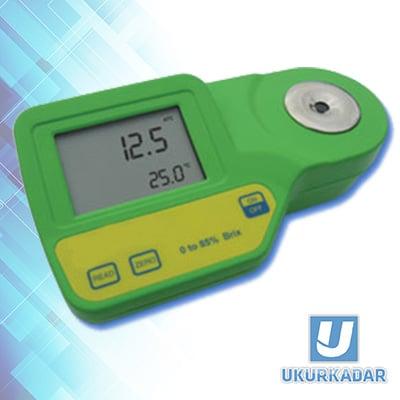 Jual, Info Harga dan cara penggunaan Digital Brix Refractometer AMTAST AMR100
