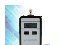 Alat Ukur Kekuatan Pancaran Sinyal Optik AOP001
