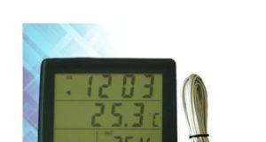 Alat Pemantau Suhu dan Kelembapan AT-303C