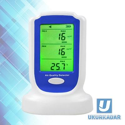 Jual, Harga dan Fungsi Pengukur Kualitas Udara Air Quality Detector AMF080