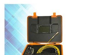Alat Inspeksi Pipa Borescope V7-3188DK dengan DVR & Keyboard