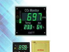 Alat Monitor Suhu Ruangan