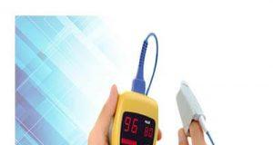 Alat Portable Pulse Oximeter BK-P01