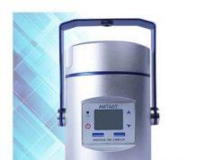 Alat Sampler Bakteri di Udara Ekonomis AM2050A