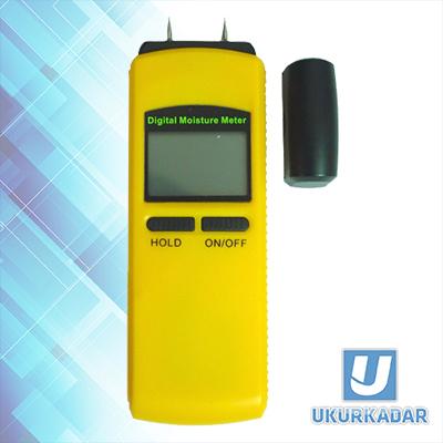 Alat Ukur Kadar Air Untuk Kayu Portabel Seri TA301