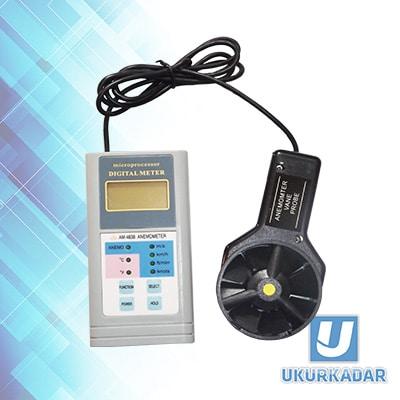 Jual Harga Terjangkau Pengukur Kecepatan Angin Digital AMTAST AM4838 | Anemometer