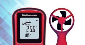 Jual Anemometer AMF002