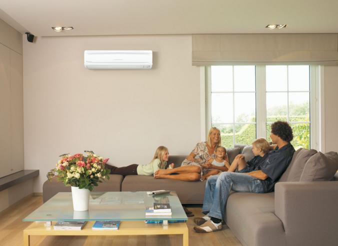 Berapa Suhu Ruangan yg Terbaik dan Sehat Untuk Keluarga Anda ?