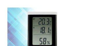Pemantau Suhu dan Kelembapan DT-3