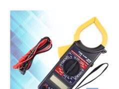 Digital Clamp Meters DT266