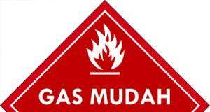 Bahayanya Gas Mudah Terbakar