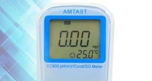Jual PH Meter EC900