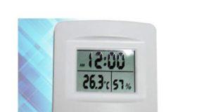 Alat Ukur Suhu dan Kelembapan KK-202