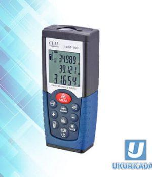 Alat Pengukur Jarak Meteran Laser LDM-100