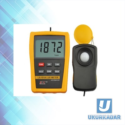 Alat Cek Cahaya Lux Meter LX-101A