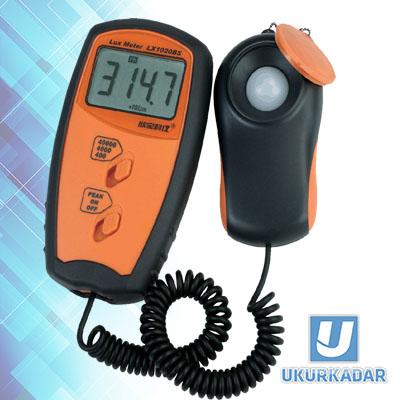 Jual Alat Cek & Ukur Cahaya Lux Meter LX-1020BS