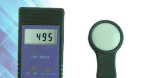 Alat Cek Cahaya Digital Lux Meter LX-9621
