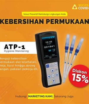 Promo ATP Hygiene Monitoring System
