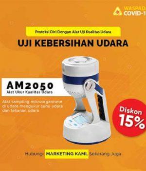 Promo Air Bacteria Sampler AM2050