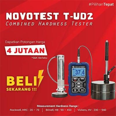 Bonus Pembelian Novotest T-UD2