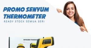 Promo Nyengir Thermometer