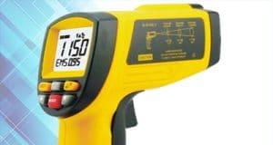 Alat Ukur Suhu Termometer Inframerah Seri AMF012