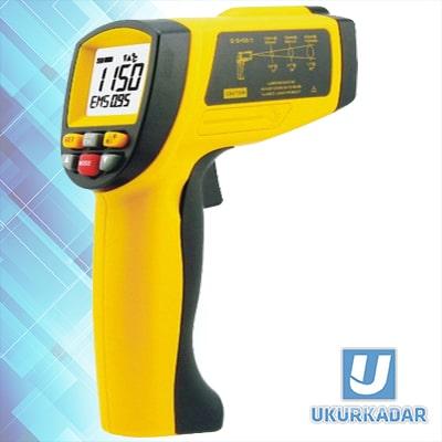 Jual Alat Ukur Suhu Termometer Inframerah AMTAST AMF012