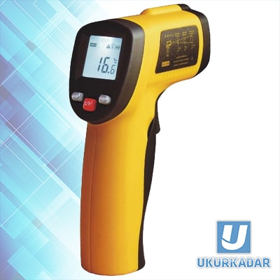 Jual Alat Cek Suhu Termometer Inframerah AMTAST AMF008