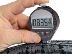 Durometer Shore A untuk alat uji kualitas karet ban